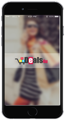 123Deals4U – An app that notifies you of local deals & promotions happening around you.